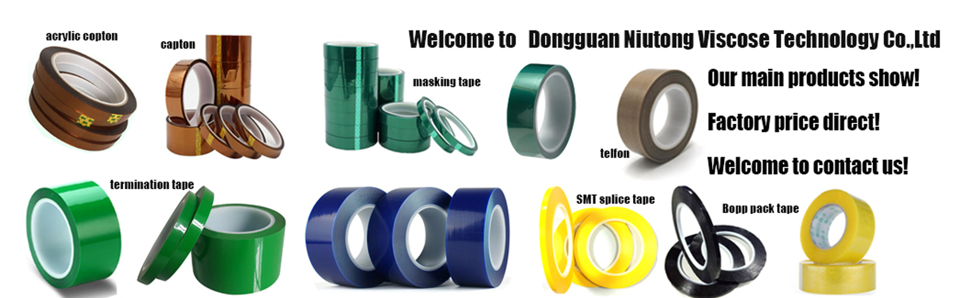 Dongguan City Niutong Viscose Technology Co.,Ltd